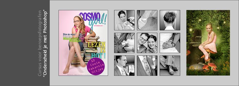Cursus Photoshop voor Beroepsfotografen